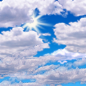 Partly sunny, with a high near 85. Southwest wind 5 to 16 mph, with gusts as high as 23 mph.
